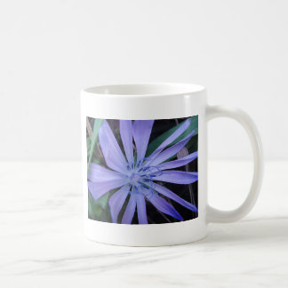 Cup blue game flower coffee mugs