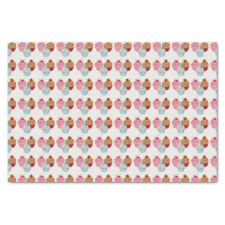 Cup Cakes Tissue Paper