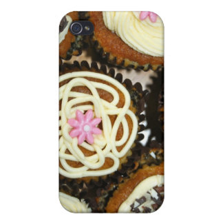 Cup Cakes with Butter Icing iPhone 4G Case iPhone 4/4S Cover