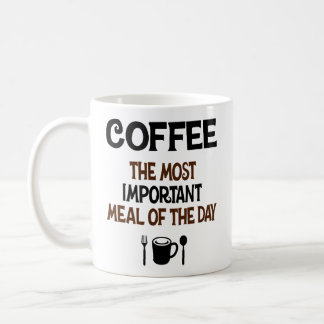 Cup Coffee Meal