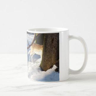 Cup deer deer