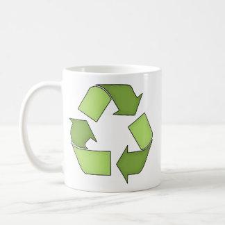 Cup-Go Green-Recycle Mug