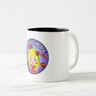 Cup I am Flamenco Muuy by RetroCharms