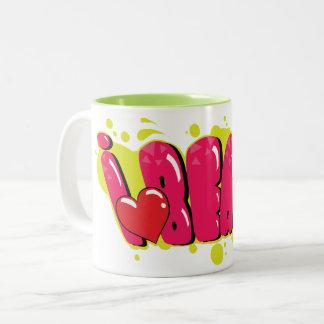 cup i love bears