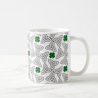 Cup-Irish Shamrock Celtic Coffee Mug