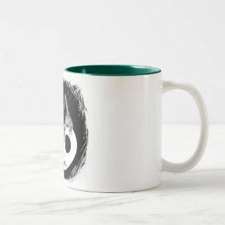 cup logo dragoon taichi coffee mugs