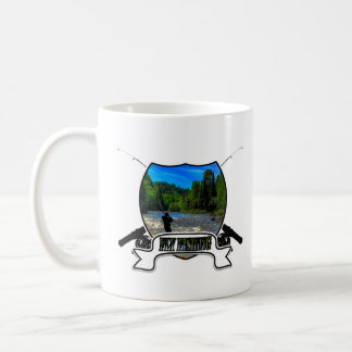 Cup - motive: Fly fish