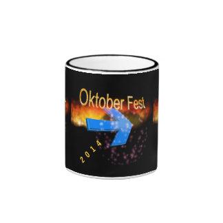 cup Octoberfest Ringer Mug