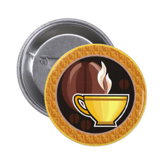 Cup of Coffee Buttons