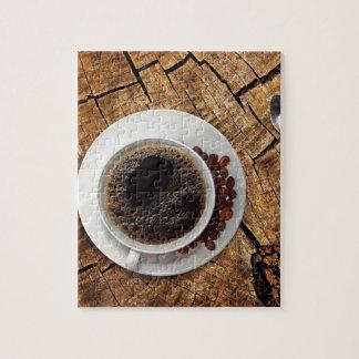 Cup of coffee coffeemania jigsaw puzzle