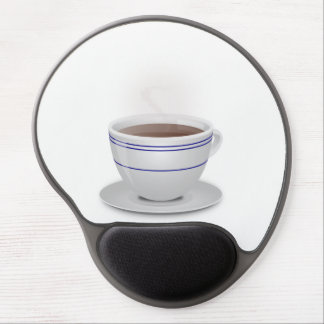 Cup of Coffee Gel Mouse Pad