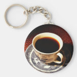 Cup Of Coffee Key Chains