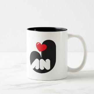 Cup of coffee Loves JAN