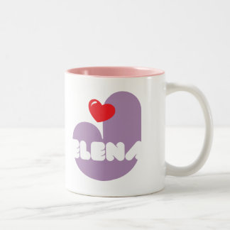 Cup of coffee Loves Jelena