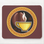 Cup of Coffee Mousemats