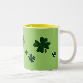 Cup of Gold Two-Tone Mug