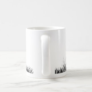 cup of grass