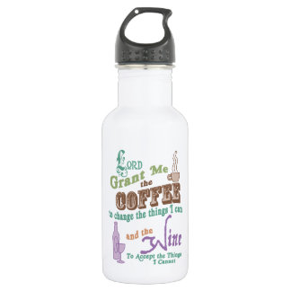 Cup of Serenity 532 Ml Water Bottle