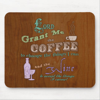 Cup of Serenity Mouse Pad