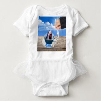 Cup of tea baby bodysuit