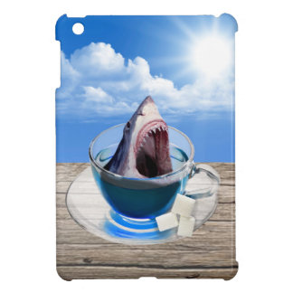 Cup of tea cover for the iPad mini