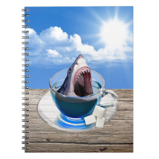 Cup of tea notebooks