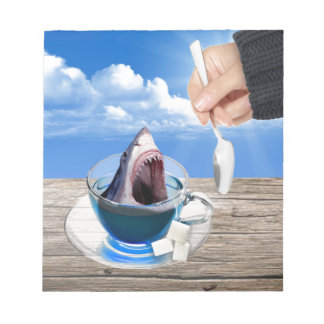 Cup of tea notepad