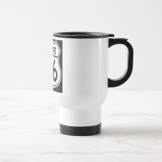 """Cup of trip """"ROUTE 66 """" Mugs"""