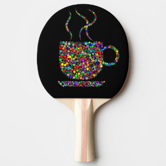 cup ping pong paddle