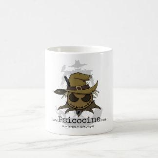 Cup psicocine basic white mug