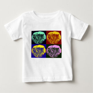 cup - town center 3 POINT perspective pop kind Baby T-Shirt