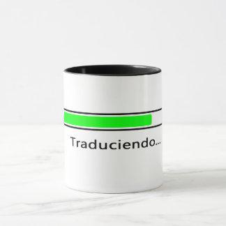 Cup Translating