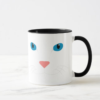 Cup with Expensive Cat
