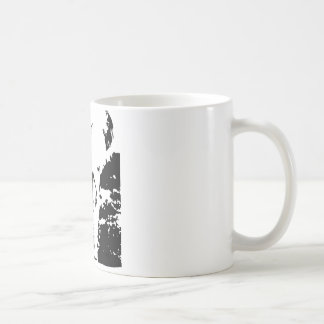 Cup with print elephant