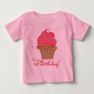 Cupcake, 1st Birthday! Shirt