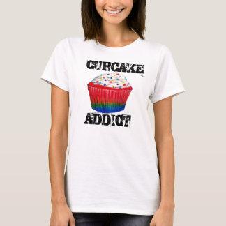 Cupcake Addict T-Shirt