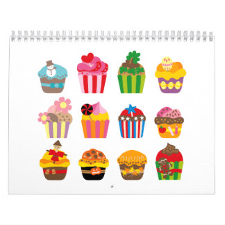 cupcake ALL year long Calendar