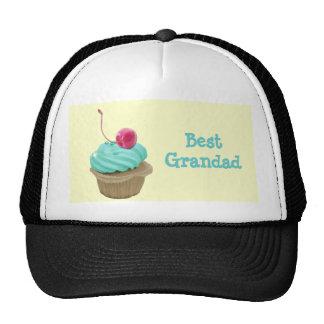 Cupcake and Cherry Trucker Hats