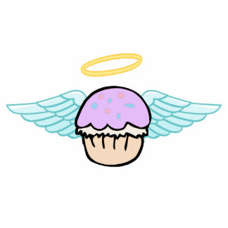 cupcake angel no text photo cutouts