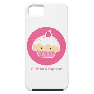 Cupcake, As cute as a cupcake Case For The iPhone 5