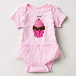 Cupcake Baby Bodysuit