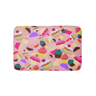 Cupcake Bath Mat