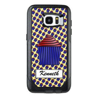 Cupcake by Kenneth Yoncich OtterBox Samsung Galaxy S7 Edge Case