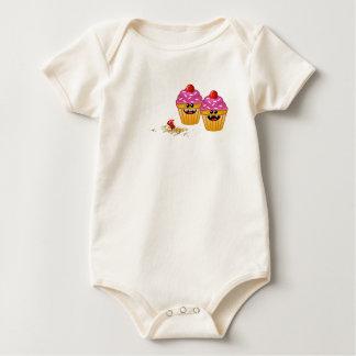 CUPCAKE CANNIBALS BABY BODYSUIT