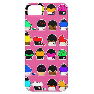Cupcake Cavalcade – Colorful Repeating Pattern Case For The iPhone 5