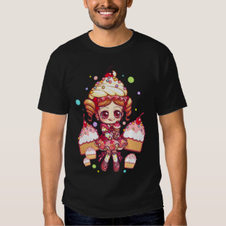 Cupcake-chan Dark Shirt