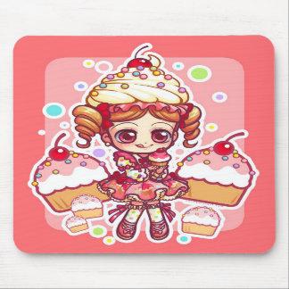 Cupcake-chan Mousepad