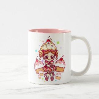 Cupcake-chan Mug