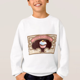 Cupcake Confections Vintage Style Sweatshirt