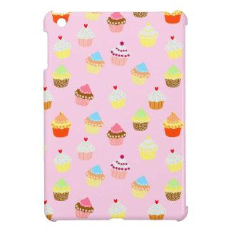 Cupcake Confetti iPad Mini Covers